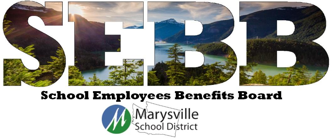 SEBB School Employees Benefits Board