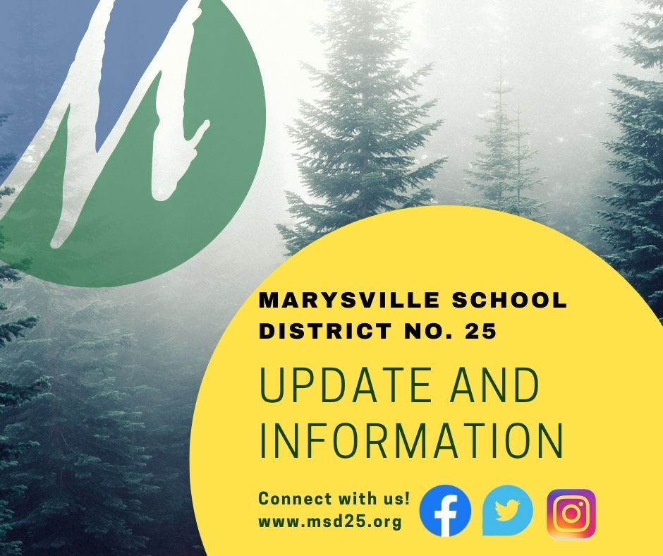 MSD Updates and Information