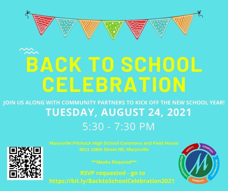 Back to School Celebration