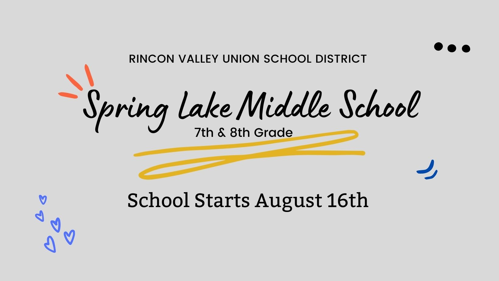 Spring Lake Middle School