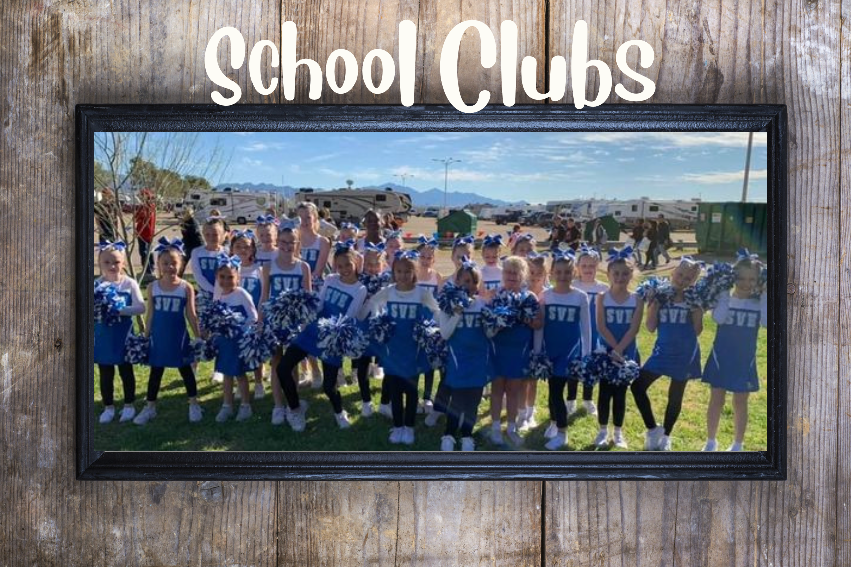 After School Clubs and Events
