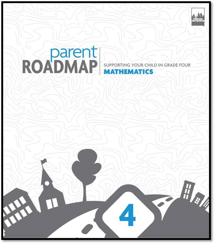 Parent Roadmap Mathematics