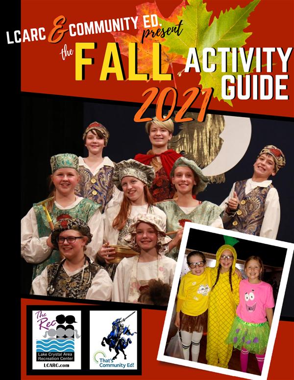 Fall Program Guide