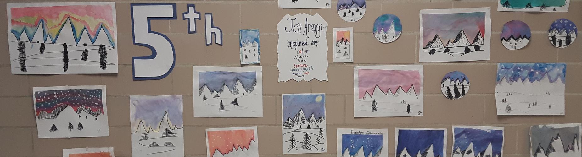 upper elementary school work