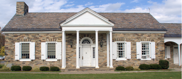 Owen D Young school building
