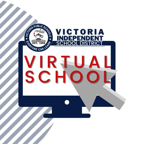 Victoria virtual School logo