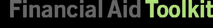 Financial Aid Toolkit Logo