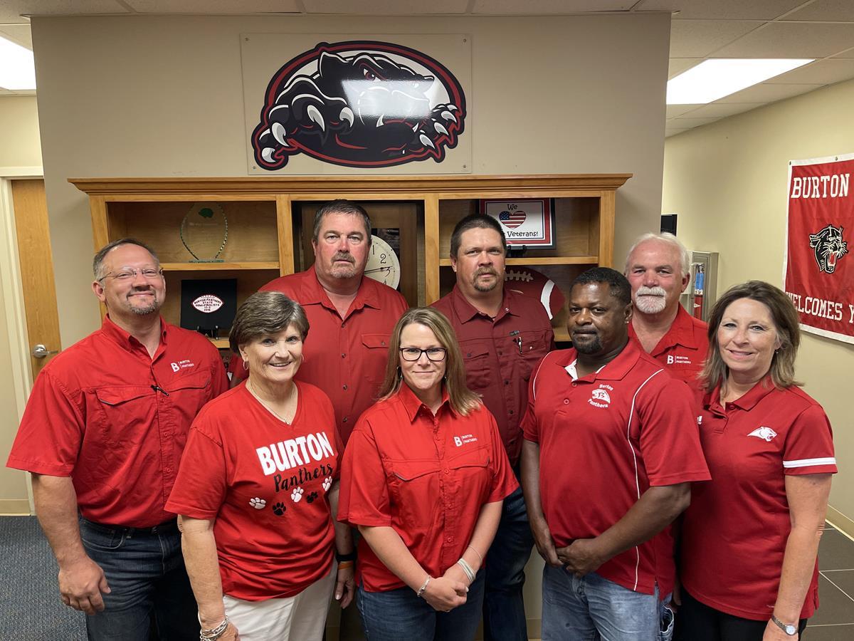 Burton ISD Board of Trustees