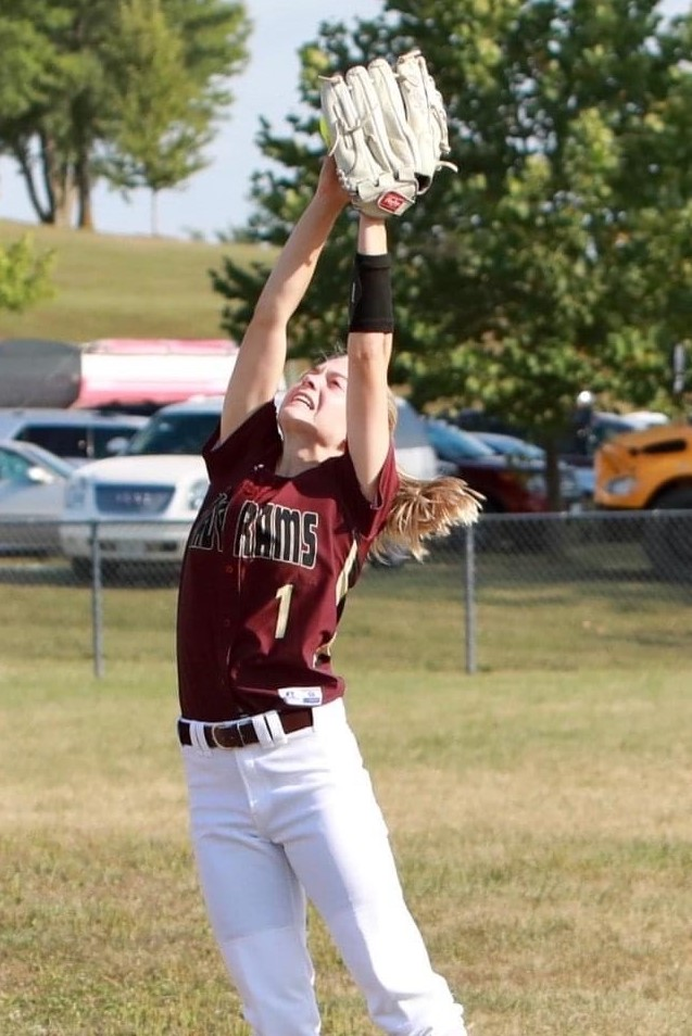 HS softball 6