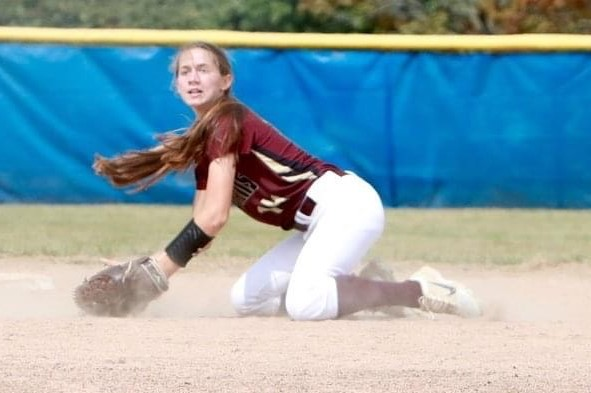 JV softball 7
