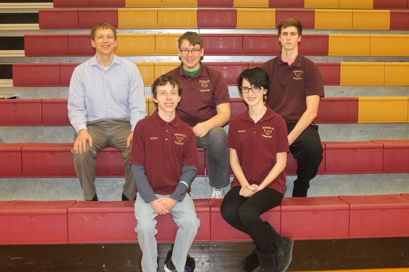 Schuyler R-1 Varsity Campus Bowl Team Picture