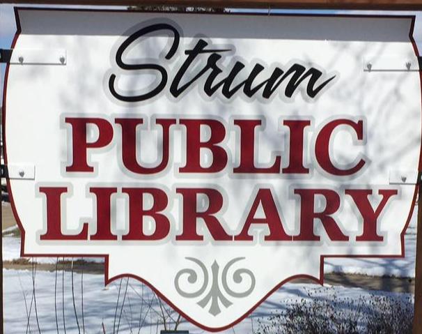 Strum Public Library
