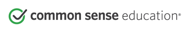 Common sense education logo.