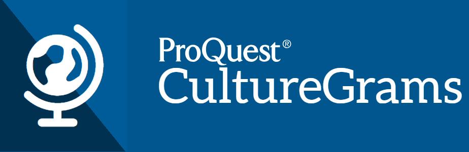 ProQuest CultureGrams Logo