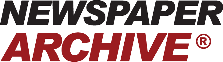Newspaper Archive Logo