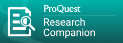 ProQuest Reasearch companion button