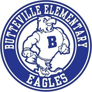 Butteville Elementary Eagles logo
