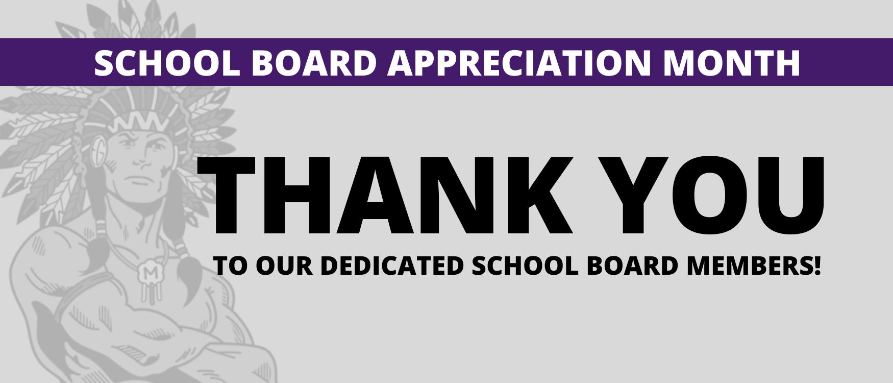 Board Appreciation