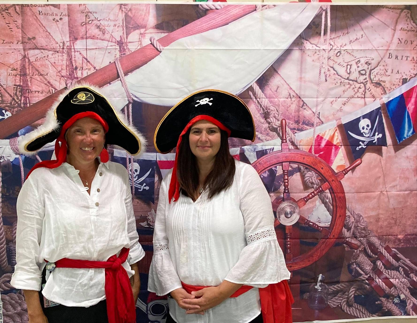 Pirate Teachers