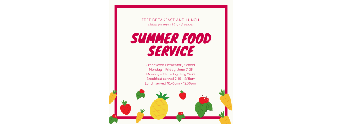 summer food service available